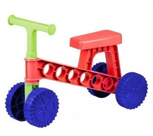 a photo of the product: Playfun mini loopfiets Junior Multicolor