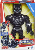 a second photo of the product: Marvel Black Panther junior 25 cm zwart