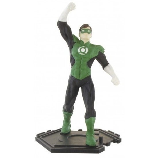 a photo of the product: Comansi speelfiguur Justice League - Green Lantern 9 cm groen