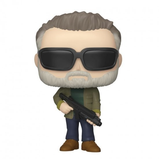 a photo of the product: Funko Pop! Movies: Terminator Dark Fate - T-800 9 cm