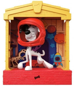 a photo of the product: Mattel speelset 101 dalmatiërs - Dylan 12,5 cm