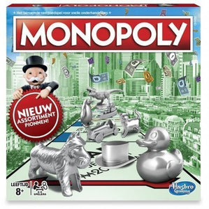 a photo of the product: Hasbro Monopoly 27 x 27 x 5,5 cm Classic