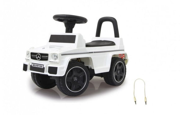a photo of the product: Jamara loopauto Mercedes AMG G63 66 x 37 x 44 cm wit