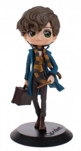 a photo of the product: Banpresto Verzamelfiguur Q posket Newt Scamander 16 cm