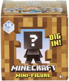 a photo of the product: Mattel Minecraft Mini-Figures Blind Box jongens per stuk