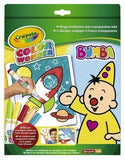 a second photo of the product: Crayola Color Wonder: Bumba kleurset