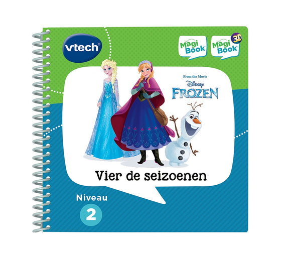 a photo of the product: Vtech MagiBook - Frozen