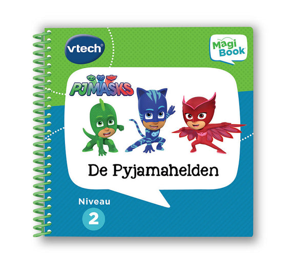 a photo of the product: Vtech MagiBook - PJ Masks