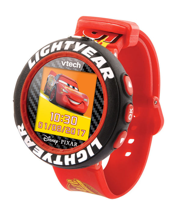 a photo of the product: Vtech Cars 3 - Bliksem McQeen Cam-watch