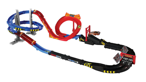a photo of the product: Turbo Force - Super Racetrack Set