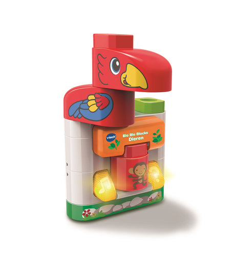 a photo of the product: Vtech Bla Bla Blocks - Dieren