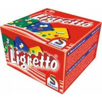 a photo of the product: Ligretto red