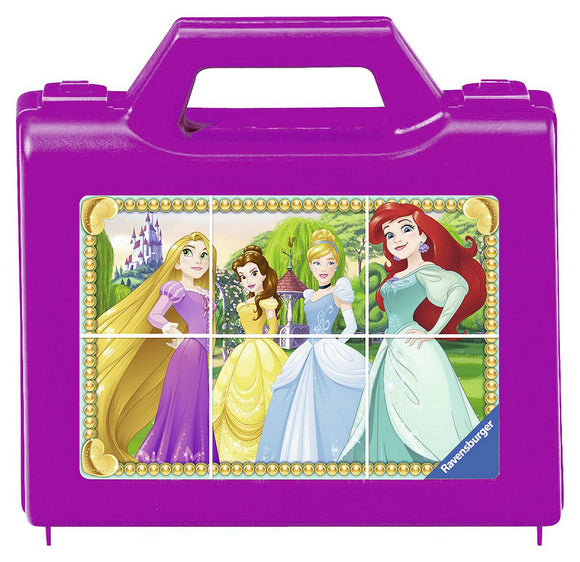 a photo of the product: Blokkenpuzzel Disney Princess