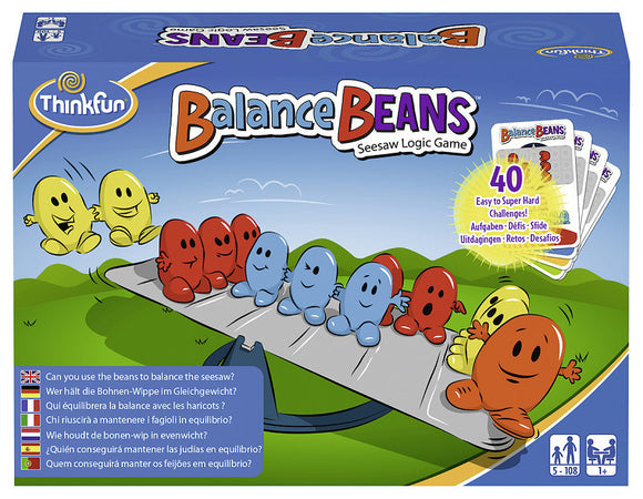a photo of the product: ThinkFun® Games Balance Beans
