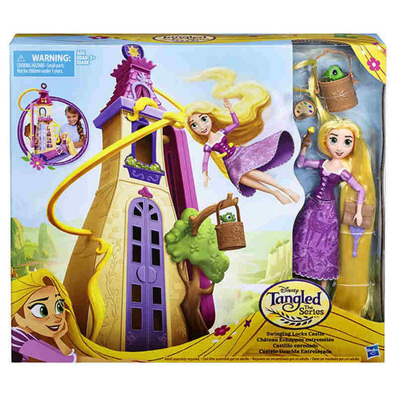 a photo of the product: Disney Princess Rapunzel kasteel
