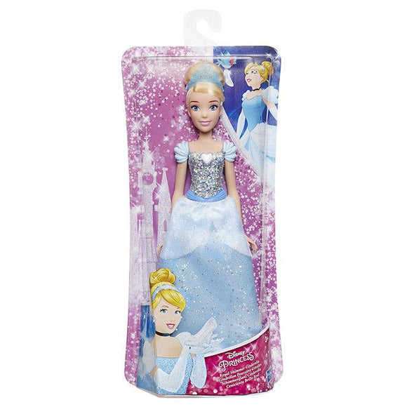 a photo of the product: Disney Princess Klassieke Assepoester pop