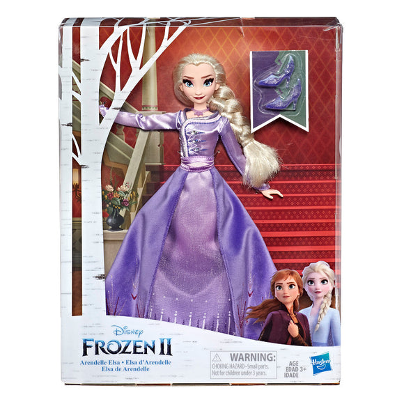 a photo of the product: Frozen 2 Deluxe Fashion Pop Elsa