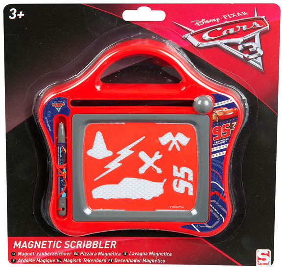 a photo of the product: Cars 3 magnetisch tekenbord