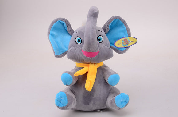 a photo of the product: Pluche Olifant