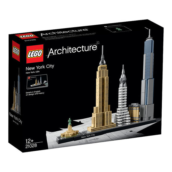 a photo of the product: LEGO Architecture New York