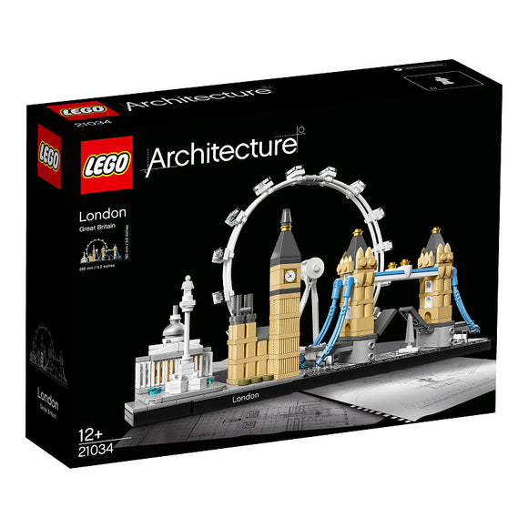 a photo of the product: LEGO Architecture Londen