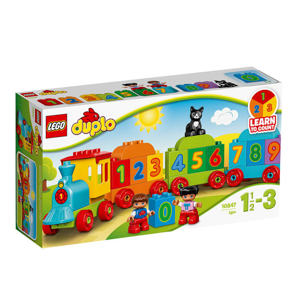 a photo of the product: DUPLO Getallentrein