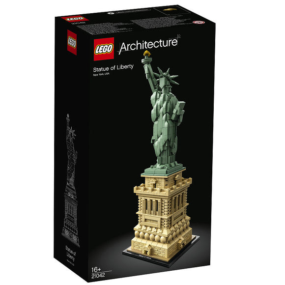 a photo of the product: LEGO Architecture Vrijheidsbeeld