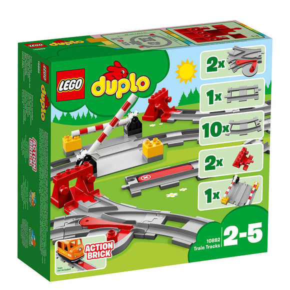 a photo of the product: DUPLO Treinrails