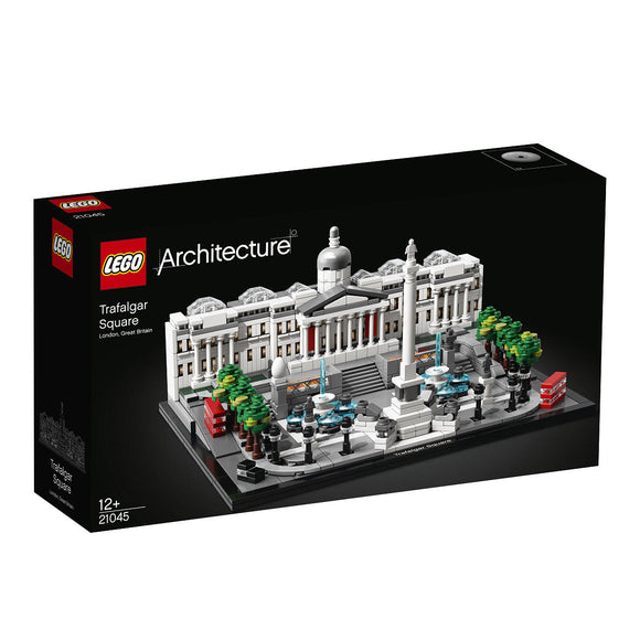 a photo of the product: LEGO Arhitecture Trafalgar Square