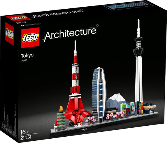 a photo of the product: LEGO Architecture Tokio