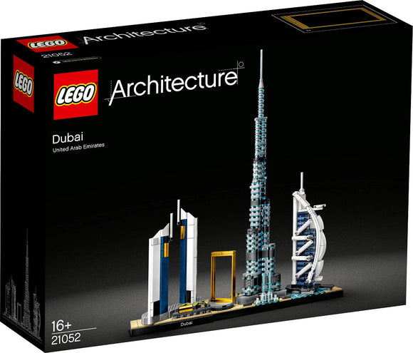 a photo of the product: LEGO Architecture Dubai