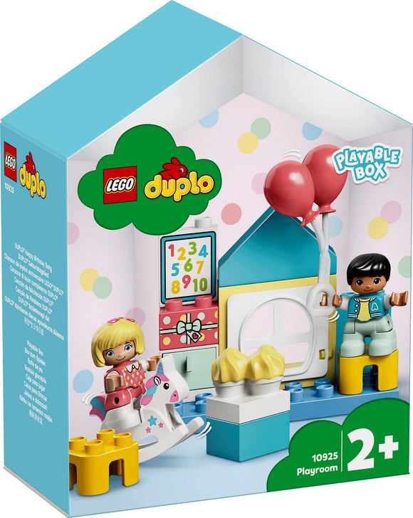 a photo of the product: DUPLO Stad Speelkamer