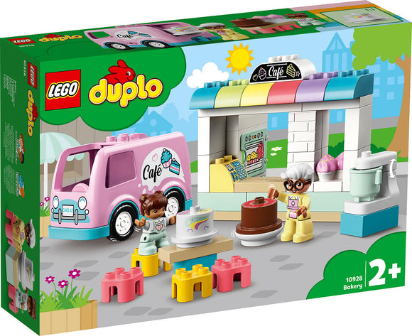 a photo of the product: DUPLO Stad Bakkerij