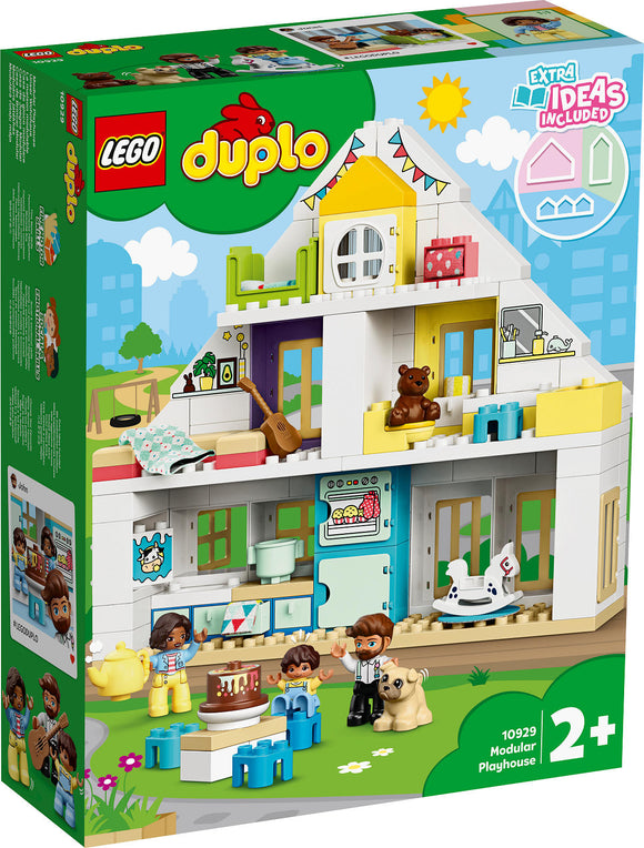 a photo of the product: DUPLO Stad Modulair speelhuis