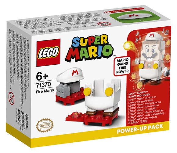 a photo of the product: LEGO Super Mario Power-uppakket: Vuur Mario