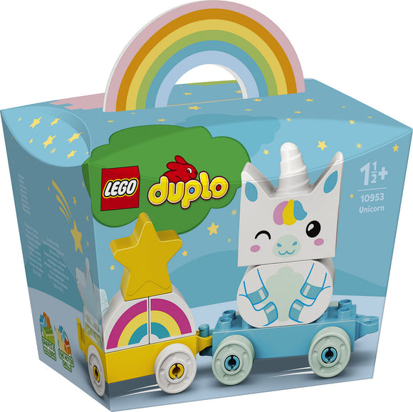 a photo of the product: DUPLO My First Eenhoorn