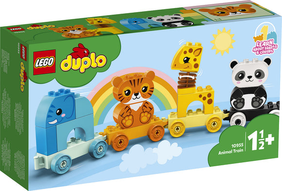 a photo of the product: DUPLO My First Dierentrein
