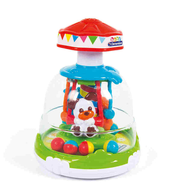 a photo of the product: Clementoni Baby Dieren Draaitol