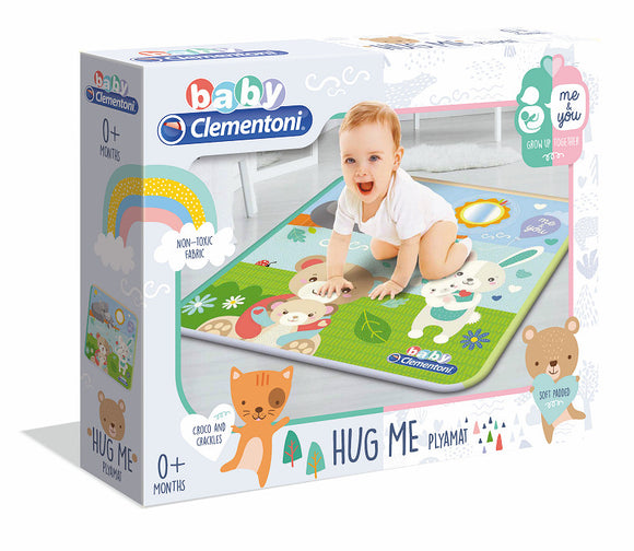 a photo of the product: Clementoni Baby Speelmat en Opbergzak