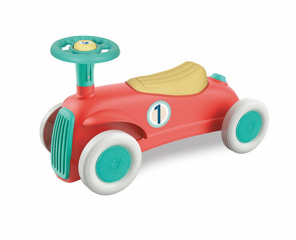 a photo of the product: Clementoni Baby Mijn eerste vintage loopauto