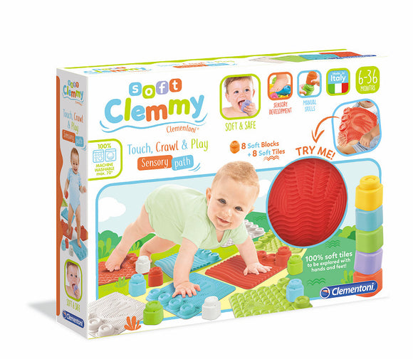 a photo of the product: Clementoni Baby Clemmy Activiteitenkleed