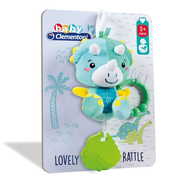 a photo of the product: Clementoni Baby Pluche Ratel Dino