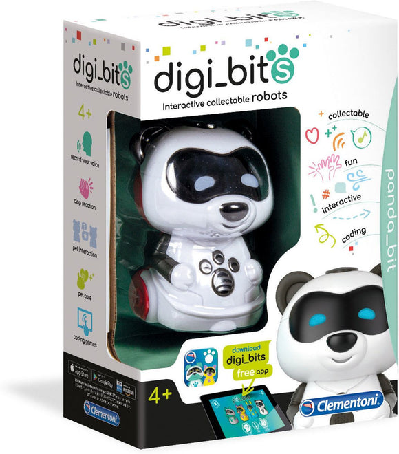 a photo of the product: Digi-Bits Panda - Coding Lab