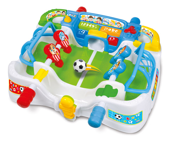 a photo of the product: Clementoni Baby Interactief Voetbalspel