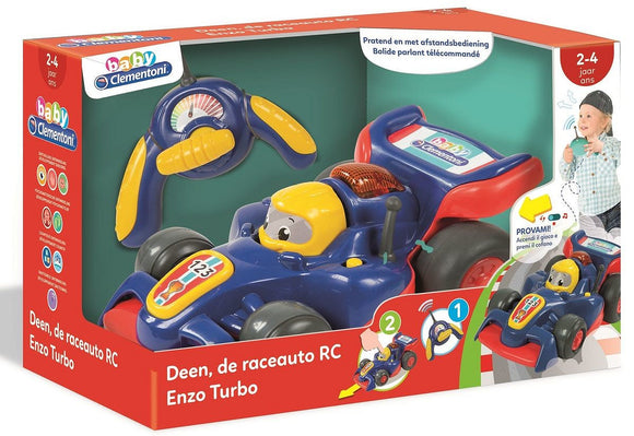 a photo of the product: Clementoni F1 Raceauto R/C