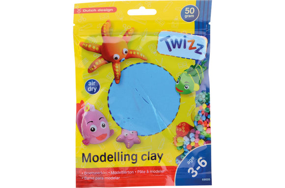 a photo of the product: Twizz boetseerklei 12 assorti