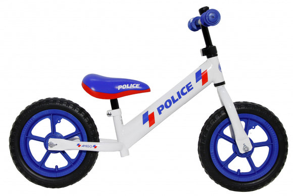 a photo of the product: AMIGO Police 12 Inch Junior Wit
