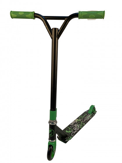 a photo of the product: AMIGO Draft Junior Voetrem Groen