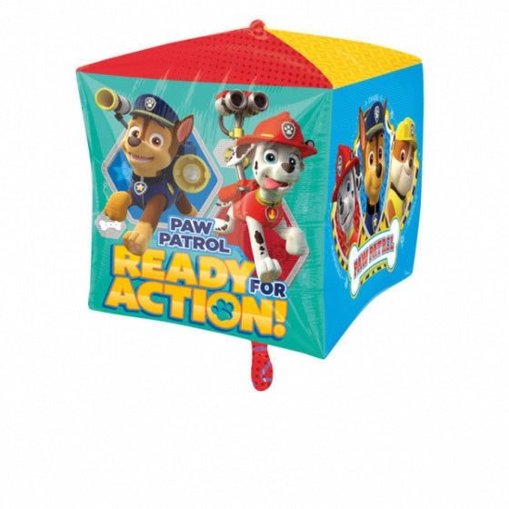 a photo of the product: Amscan folieballon Paw Patrol 38 x 38 cm junior