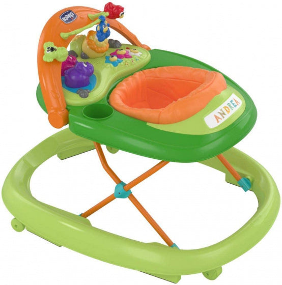 a photo of the product: Chicco baby walker Green Wave junior 81 x 66 cm groen